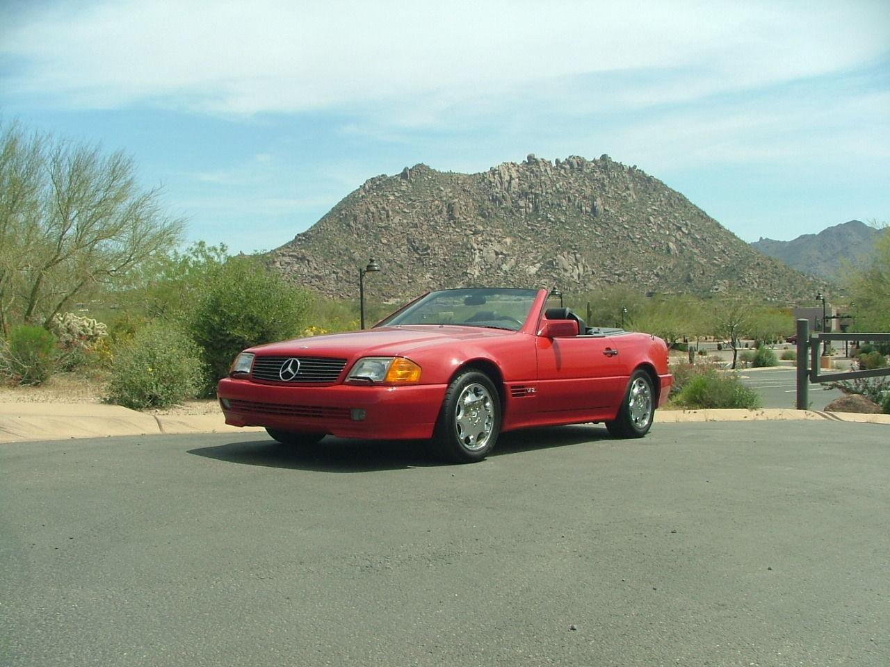 1993 mercedes benz 600sl base convertible 2 door 6 0l for for 1993 mercedes benz for sale