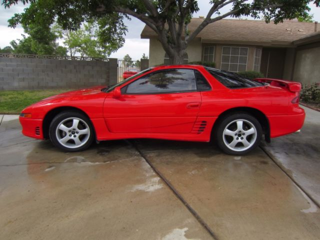 1993 Mitsubishi 3000GT VR4 AWD Twin Turbo