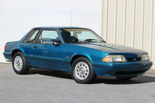 1993 ford mustang lx notchback supercharged for sale autos post