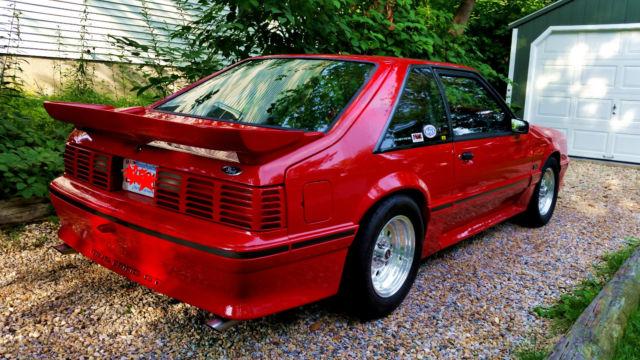 1993 Mustang Gt , built 393 stroker , dynamic c4 , one of