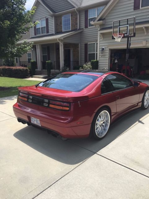 1993 nissan 300zx twin turbo twinz ground effects and bumpers. Black Bedroom Furniture Sets. Home Design Ideas