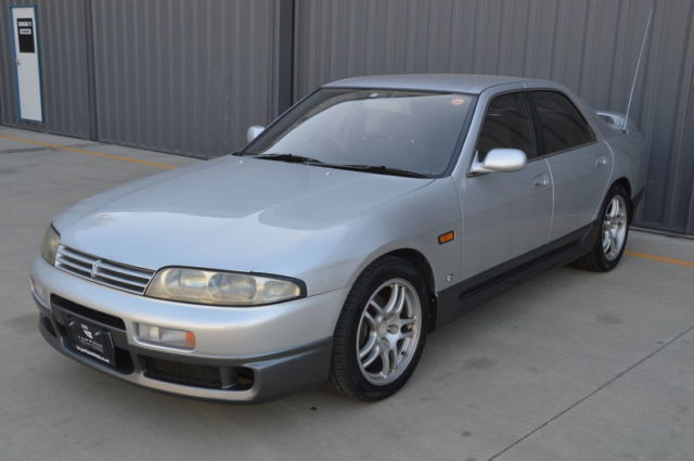 1993 nissan skyline gts25t type m sedan for sale in cypress california. Black Bedroom Furniture Sets. Home Design Ideas