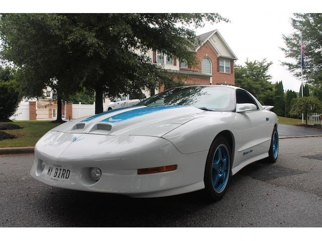 1993 Pontiac Firebird Trans Am 800 Miles White Coupe 8 Cylinder Engine 5 7l  350 For Sale  Photos