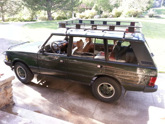 1993 Range Rover Classic County Lwb For Sale In Glenwood