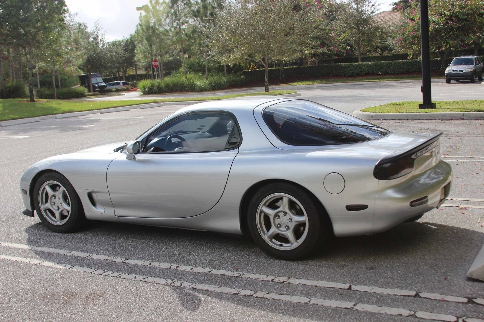1993 Silver Mazda Rx7 Fd Manual Low Miles Tsw 20s Remote Start Rx 7 Wiring Schematic