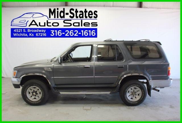 1993 sr5 v6 used 3l v6 automatic 4wd suv for Kansas dept of motor vehicles phone number