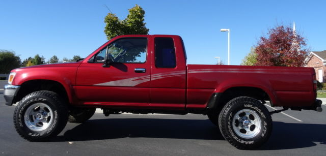 1993 toyota pickup dlx extended cab 4x4 shortbed for sale in caldwell idaho united states. Black Bedroom Furniture Sets. Home Design Ideas