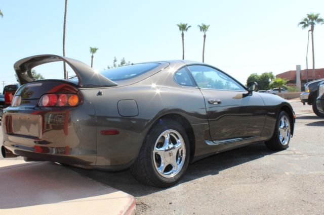1993 Toyota Supra MKIV Anthracite Metallic One Owner No Accidents NO RESERVE