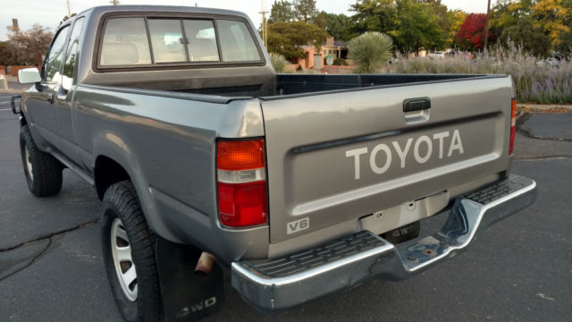 Albuquerque Drive Shaft >> 1993 TOYOTA TRUCK HILUX TACOMA Ex-Cab 4X4 LOW MILES 1 owner