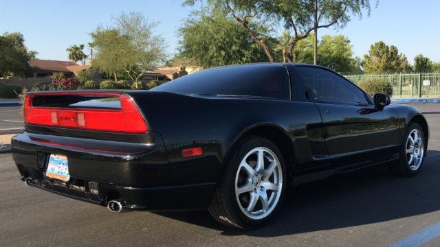 1994 acura nsx 5 speed coupe manual. Black Bedroom Furniture Sets. Home Design Ideas