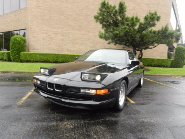 1994 Bmw 525i: 1994 BMW 840 CI