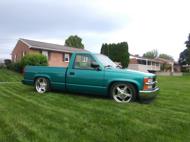 S L in addition Chevrolet C C Resto Mod Custom Ss Silverado Air Ride Lowrider Fl together with C Chevy Truck Obs Hot Rod Shop Truck Slammed Lowered besides C B Ffdc B Def A E E moreover Gm Frt. on 88 chevy c1500 transmission