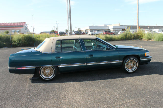 1994 cadillac sedan deville 1 owner very low miles for sale in amarillo texas united states. Black Bedroom Furniture Sets. Home Design Ideas