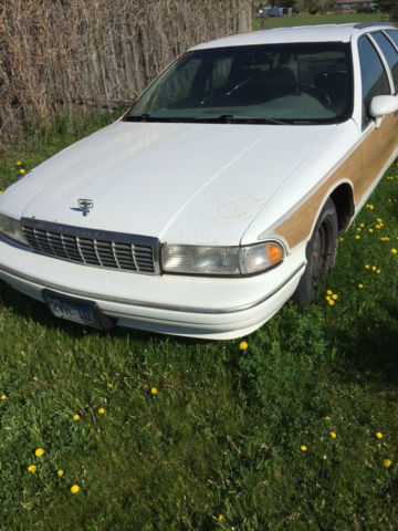 1994 chevrolet caprice classic wagon 4 door 57l 1 1994 chevrolet caprice classic wagon 4 door 5 7l for sale in fort 1994 Chevy Caprice Wagon Specs at gsmx.co
