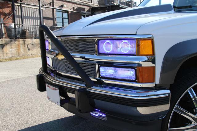 1994 Chevy 4x4 Full Size Sport 2 Door K5 Blazer V8 4wd For