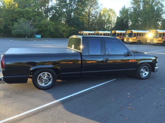 1994 Chevy C1500 Extended Cab Truck Custom and Lowered for sale in ...