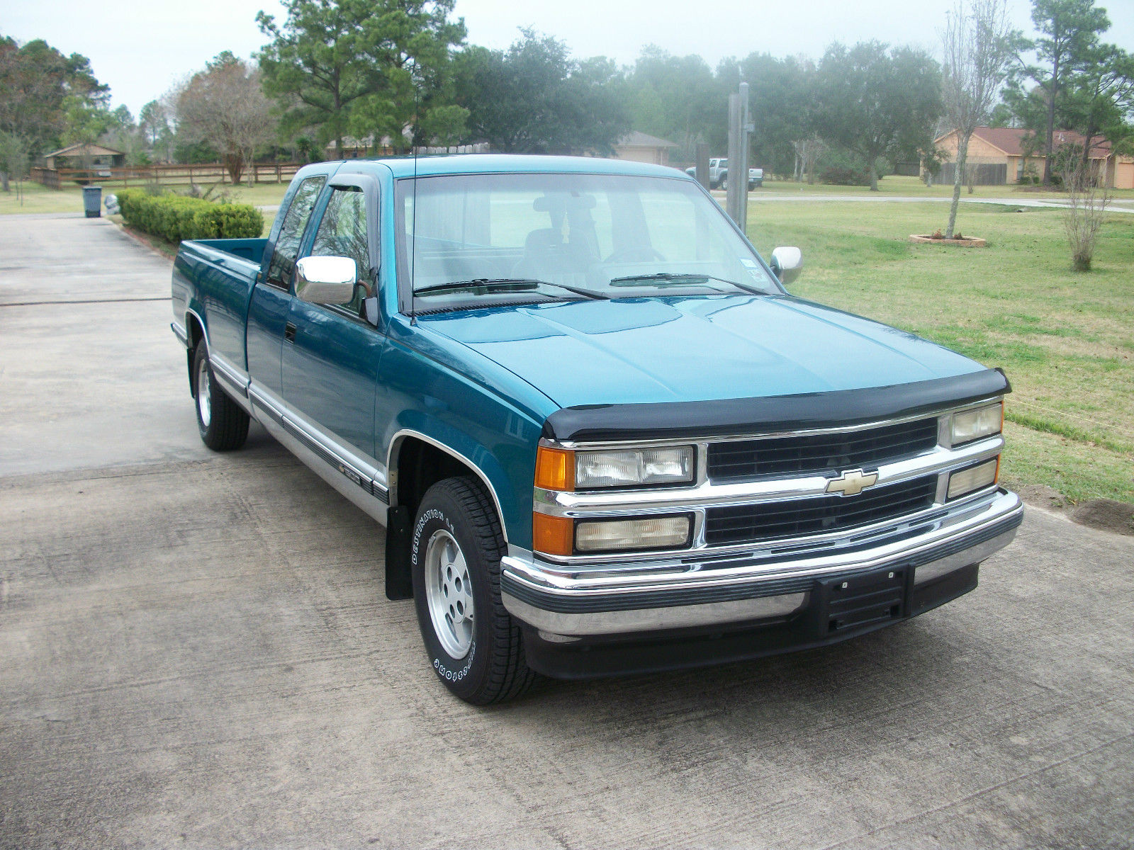 1994 chevy c1500 silverado ext cab longbed for sale in alvin texas united states. Black Bedroom Furniture Sets. Home Design Ideas