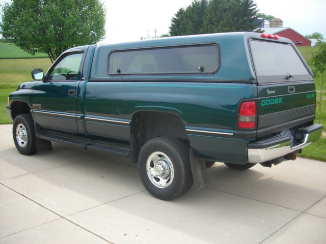 1994 Dodge Ram 2500 Cummins 12 Valve 4x4 Low Miles, Excellent Driving Truck for sale in Madison ...