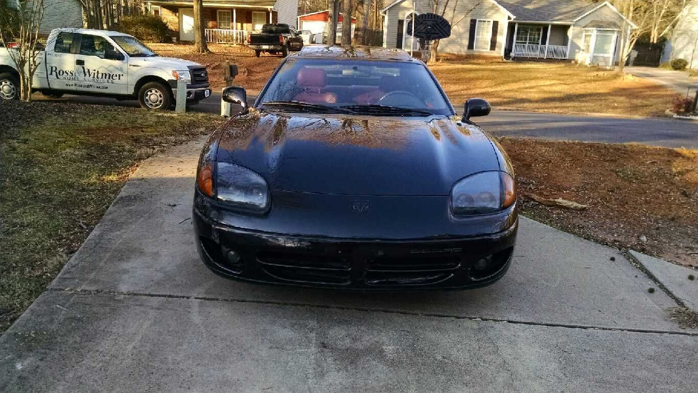 1994 Dodge Stealth RT/TT Twin turbo 6-Speed 1of 2 made