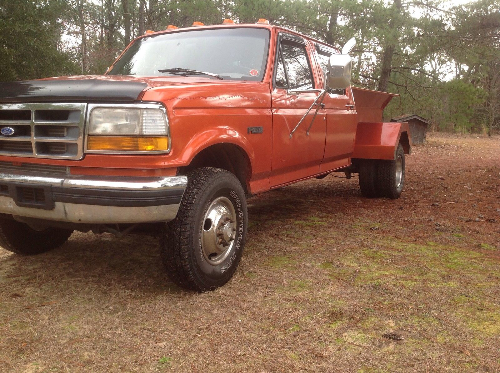 1994 F350 7 3 Powerstroke Diesel F250 Super Duty For Sale In Florence  South Carolina  United