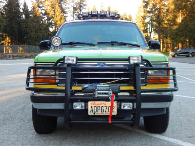 1994 ford explorer jurassic park replica no reserve sell worldwide 4x4 auto for sale in puyallup. Black Bedroom Furniture Sets. Home Design Ideas