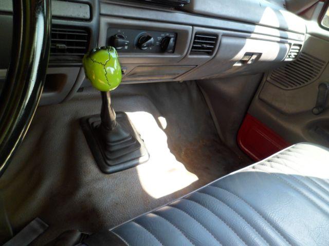 1994 ford f 150 xl pickup truck f150 5 speed manual transmission 6 cylinder. Black Bedroom Furniture Sets. Home Design Ideas