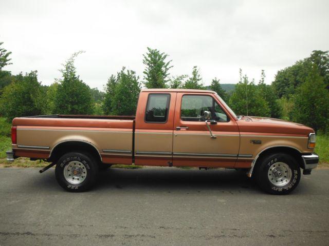 1994 ford f 150 xlt 4x4 extra cab 5 8 liter 8 cylinder. Black Bedroom Furniture Sets. Home Design Ideas