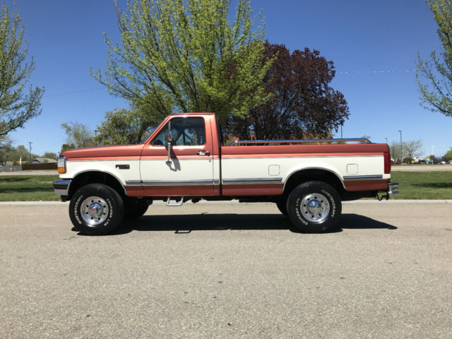 1994 Ford F 8 With Only 76 691