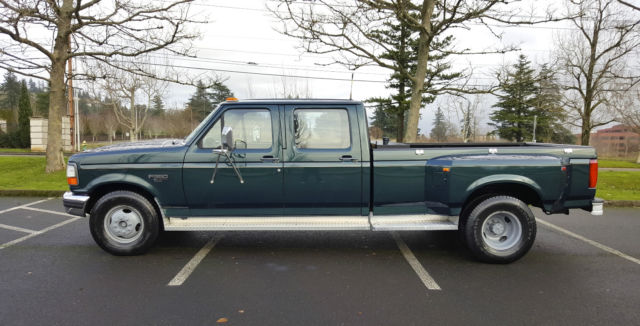 Ford F Super Duty Front Grill additionally Original besides Ford F Crew Cab Dually L Power Stroke Turbo Diesel Spd Low Miles further L Br age Jackson Ford F Bcustom Interior furthermore M. on 1994 ford f 350 diesel
