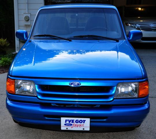1994 Ford Ranger SPLASH (1450 ORIGINAL MILES) 4x2