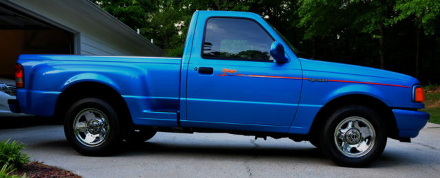 1994 Ford Ranger Splash 1450 Original Miles 4x2