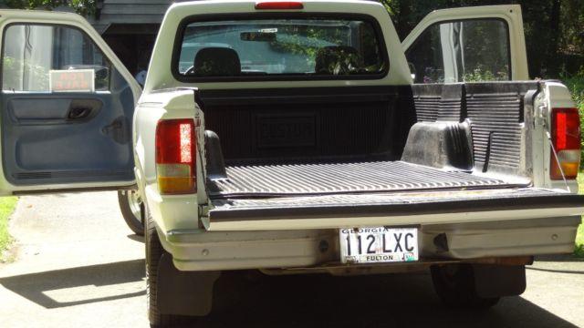 1994 ford ranger xl long bed needs repair. Black Bedroom Furniture Sets. Home Design Ideas