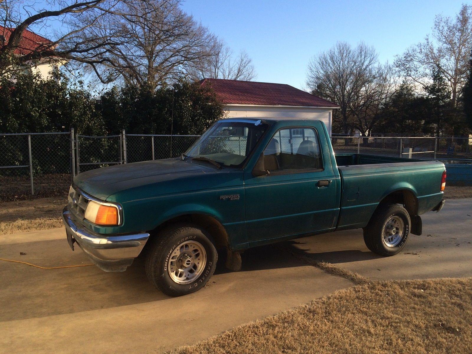 1994 Ford Ranger Xlt Standard Cab Pickup 2 Door 2 3l For