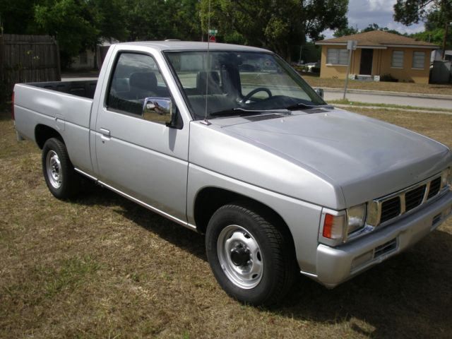 1994       Hardbody       Nissan    Truck XE 108 228 Miles NO RUST FLORIDA TRUCK for sale  photos  technical