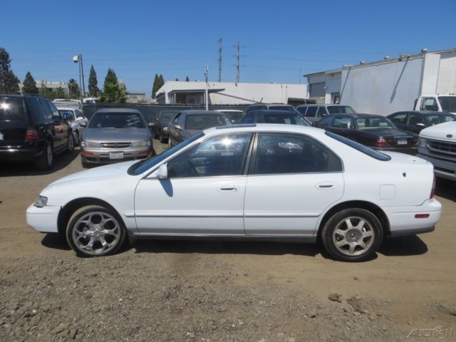1994 Honda Accord Ex Used 2 2l I4 16v Manual Sedan No Reserve