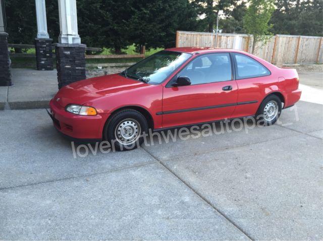 1994 honda civic dx manual transmission only 85k miles for Honda civic transmission cost