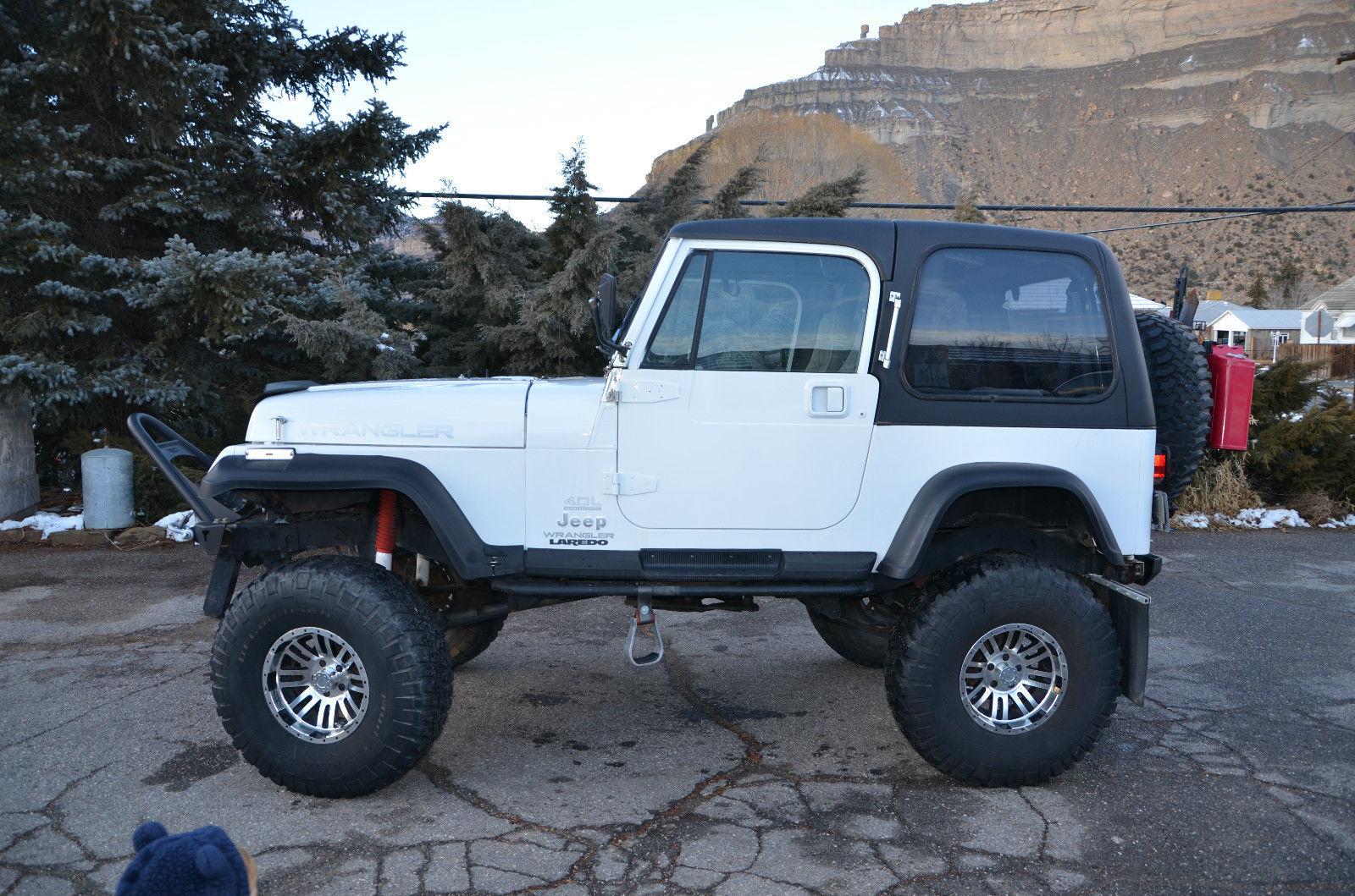 1994 Jeep Wrangler Se Rock Crawler For Sale In Helper  Utah  United States For Sale  Photos