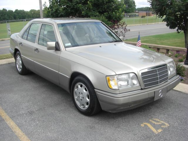 1994 mercedes benz e320 sedan for sale photos technical specifications description classiccardb com