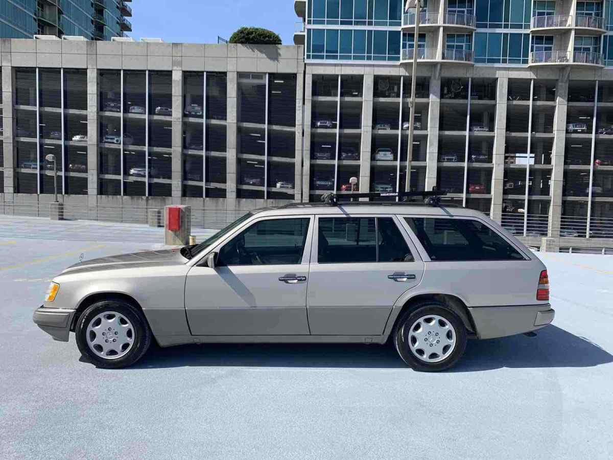 1994 mercedes benz e320 wagon w124 rwd automatic 320 for sale photos technical specifications description classiccardb com