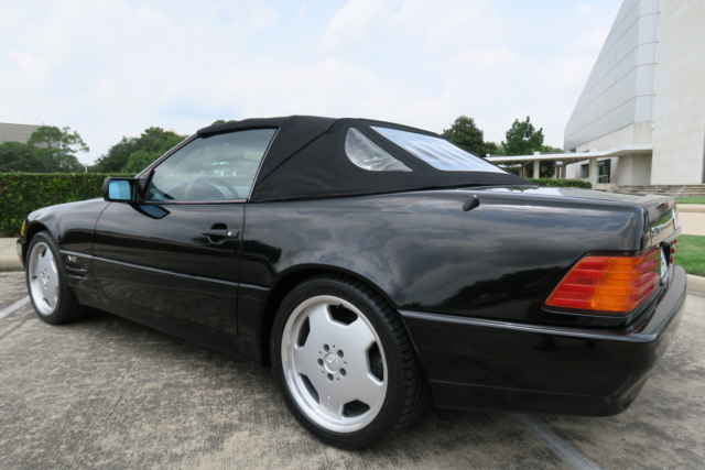 1994 mercedes benz sl600 extremely clean fresh service for Mercedes benz service price