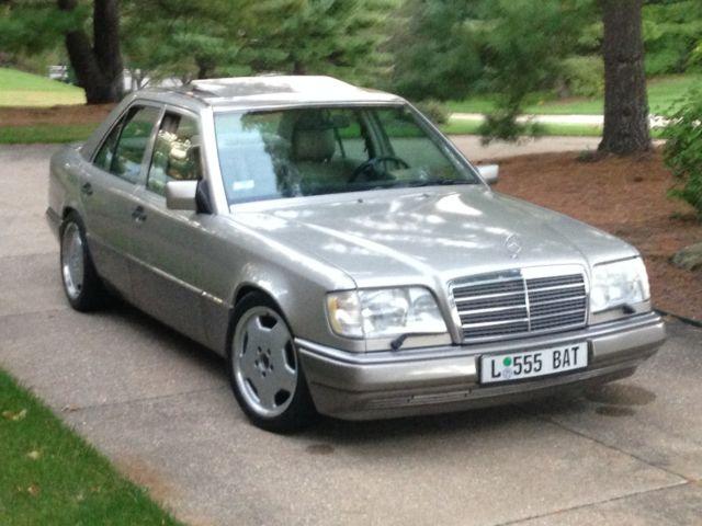 1994 mercedes e420 w124 for sale in akron ohio united states for Mercedes benz akron ohio