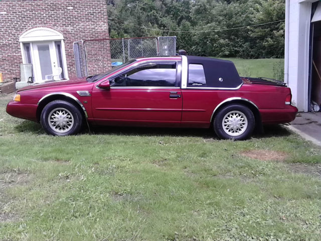 1994 mercury cougar w 13 710 original miles for sale in monaca pennsylvania united states for sale photos technical specifications description classiccardb com