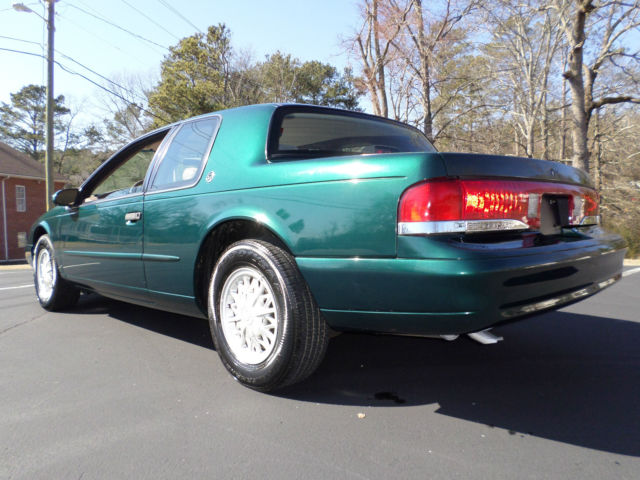 1994 mercury cougar xr7 1 owner since new 62k original miles for sale in tunnel hill georgia united states for sale photos technical specifications description classiccardb com