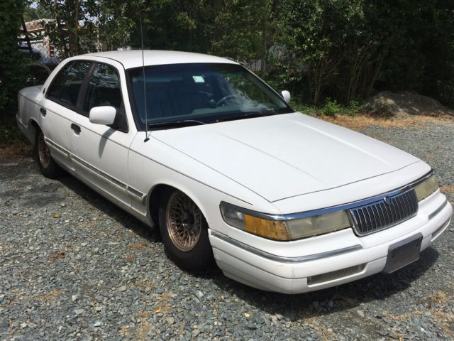 1994 Mercury Grand Marquis Ls For Sale Photos Technical
