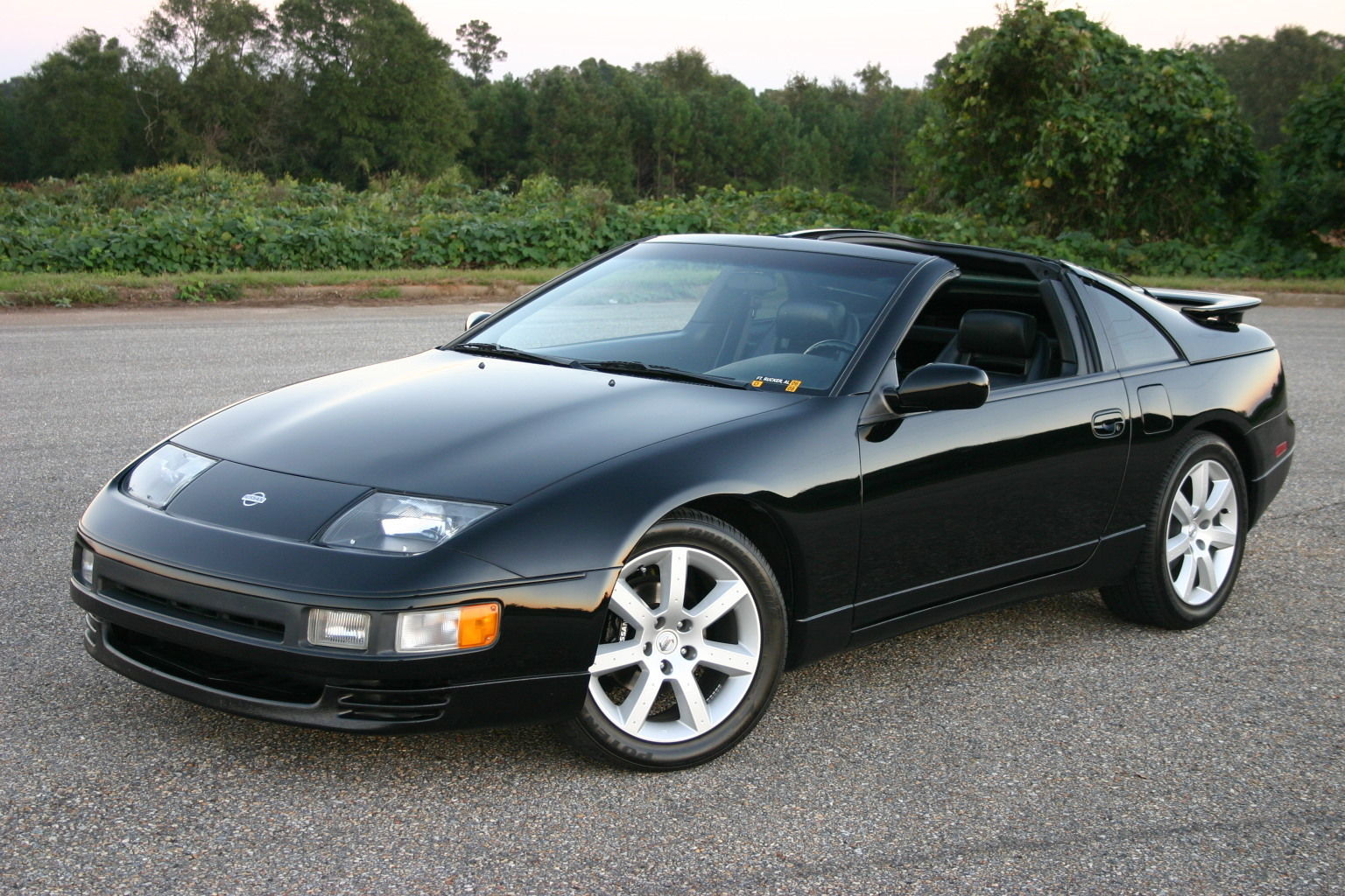 1994 nissan 300zx twin turbo collectors show car for sale in enterprise alabama united states. Black Bedroom Furniture Sets. Home Design Ideas