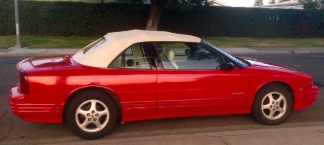 1994 Oldsmobile Cutlass Supreme Convertible For Sale In