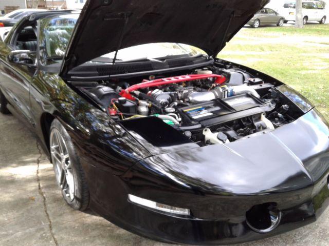 1994 Pontiac Trans Am 25th Anniversary Year Firebird 57l V8