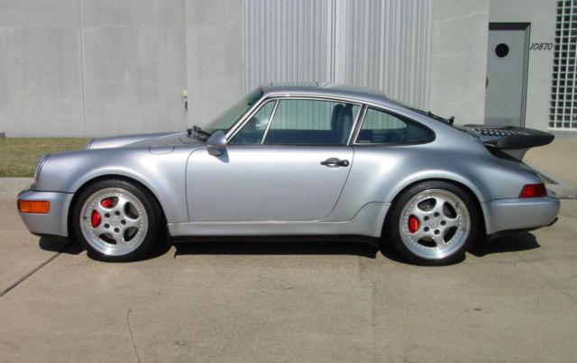 Porsche 911 36 turbo