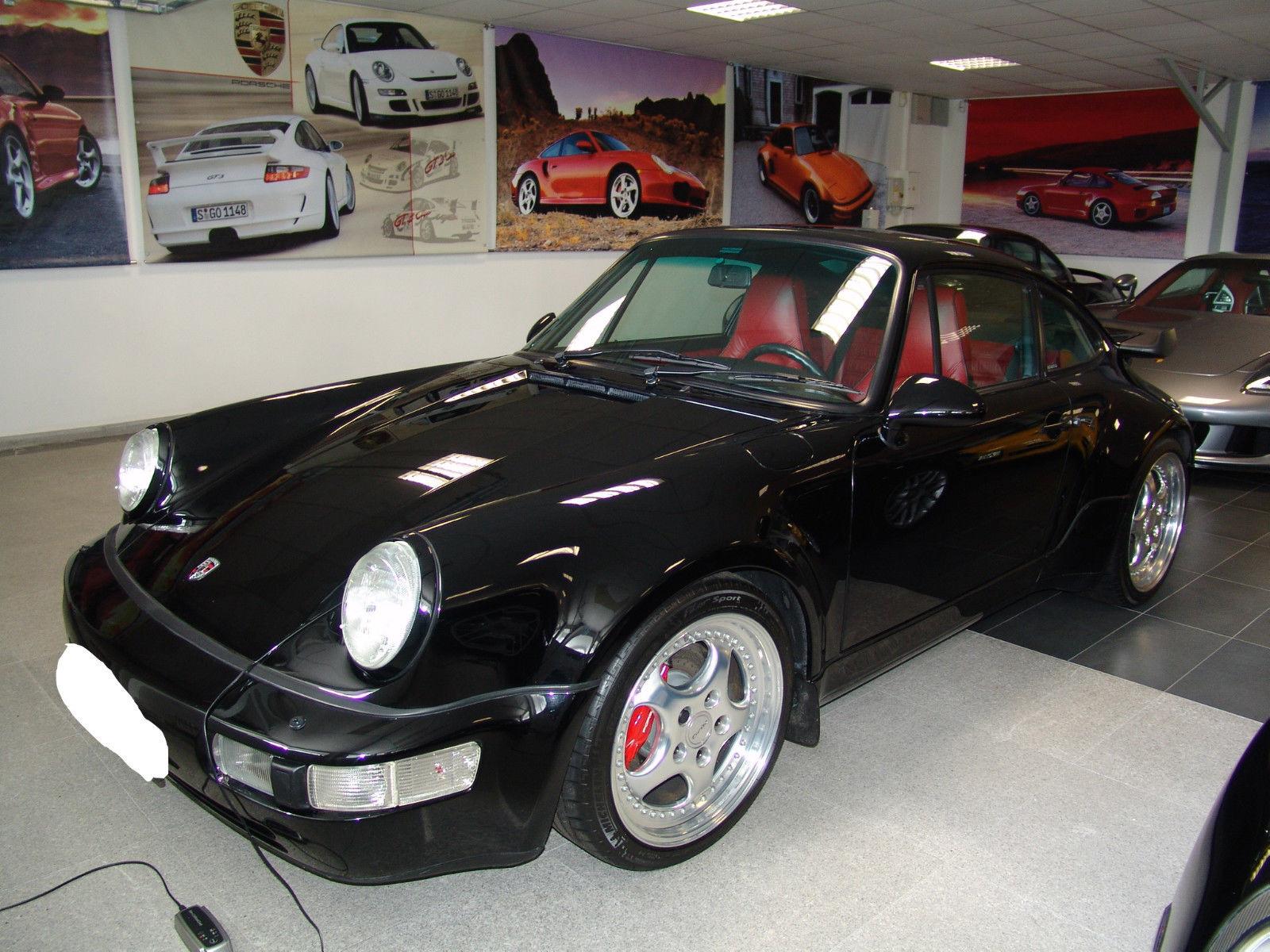 1994 Porsche 911 Turbo 36 Coupe 2 Door 36l 964 For Sale In