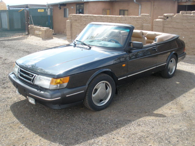 1994 saab 900 turbo convertible commemorative edition for sale in albuquerque new mexico. Black Bedroom Furniture Sets. Home Design Ideas